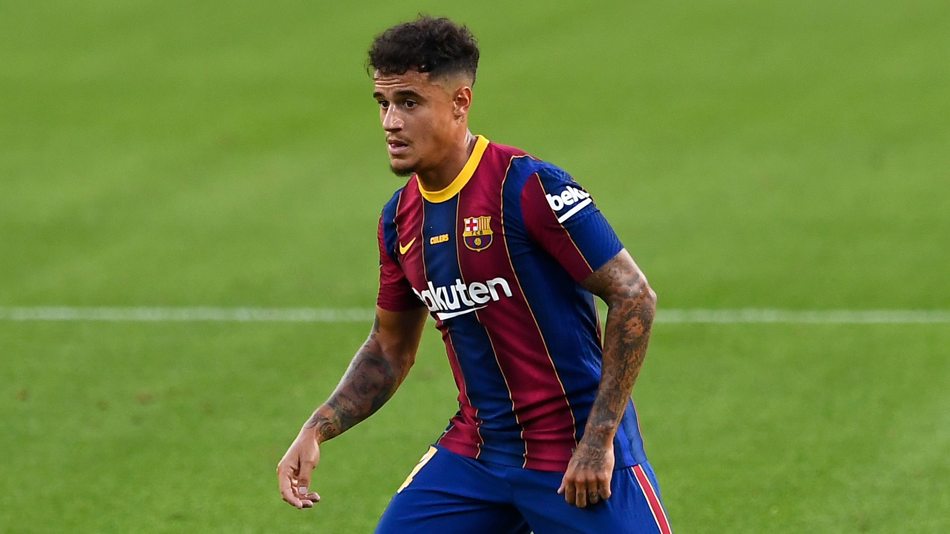 Video: Coutinho determined to succeed upon Barca return
