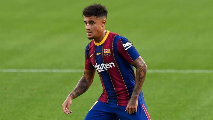 Philippe Coutinho Barcelona 2020