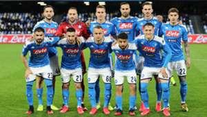 Napoli Serie A 2020