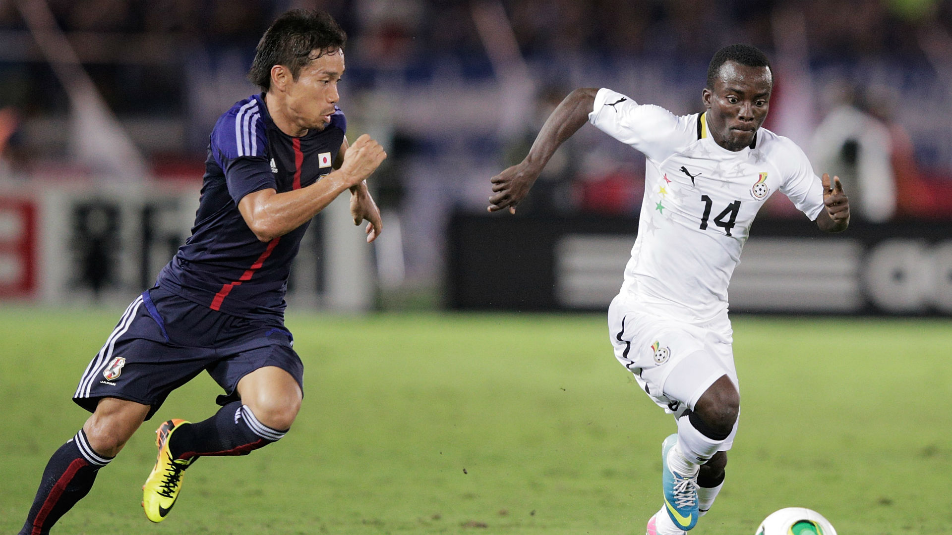 'I couldn't speak French fluently' – Asante on switching from Burkina Faso to Ghana