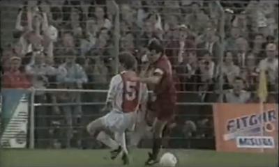 Cravero-De Boer Ajax-Torino '92