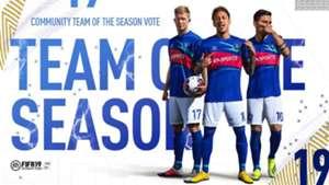 FIFA 19 Team of the Season