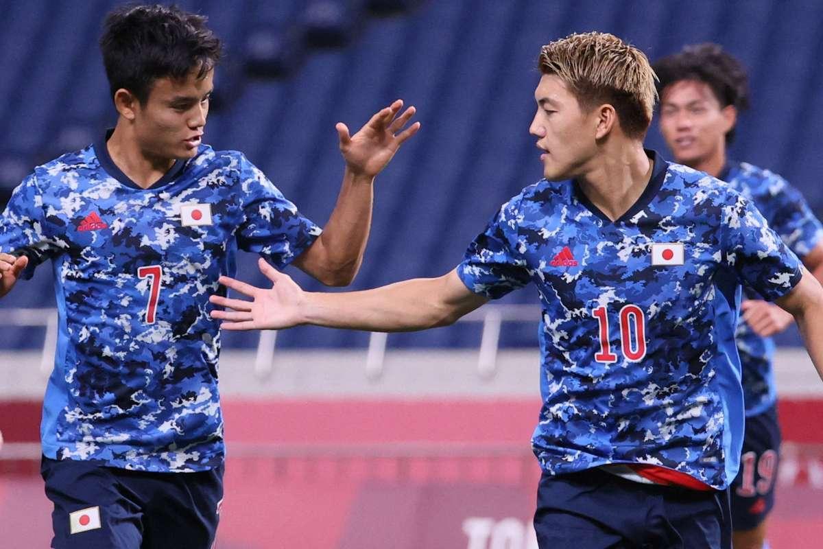 คุโบะควงโดอันซัด! ญี่ปุ่นเชือดเม็กซิโก 2-1 ลิ่วบอลโอลิมปิก | Goal.com