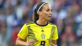 Kosovare Asllani Sweden Women's World Cup 2019