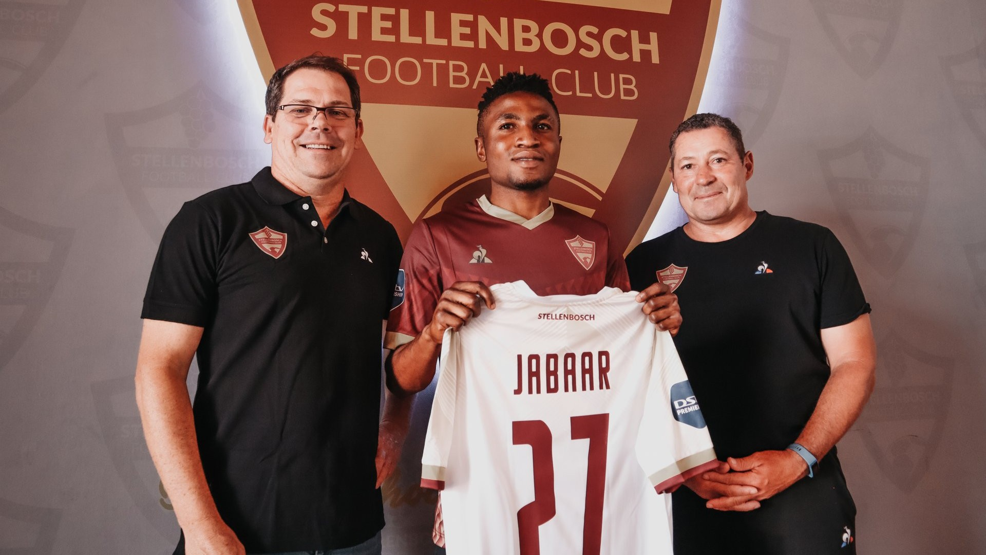 Jabaar: Stellenbosch FC sign Nigeria youth international
