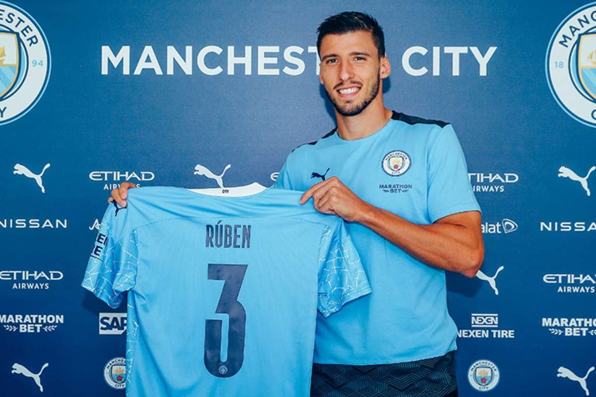Ruben Dias, Manchester City