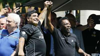 Maradona Pele