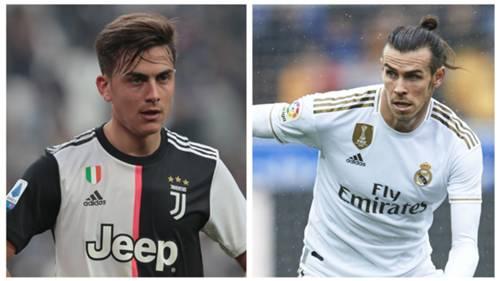 Paulo Dybala - Gareth Bale