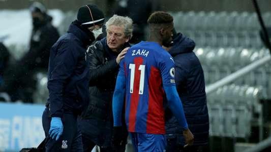 Crystal Palace beat Brighton without Zaha but Hodgson wants forward back