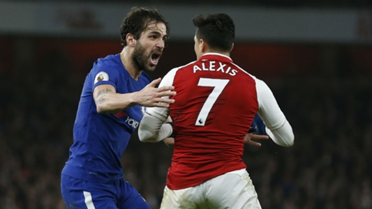 Arsenal v Chelsea Crónica del partido, 3/1/18, Premier ...