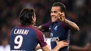 Dani Alves PSG Paris Saint-Germain