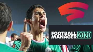 Football Manager 2020 Google Stadia