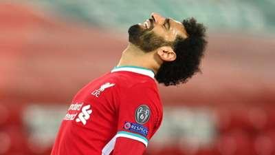Mo Salah, Liverpool UCL 2020-21