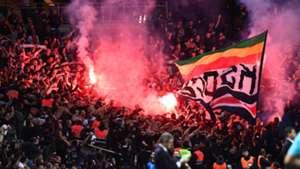 PSG Roter Stern Belgrad Fans 03102018