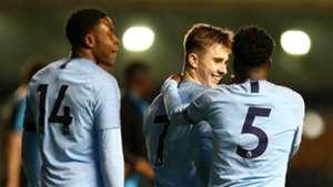 Ben Knight Manchester City