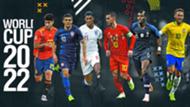 World Cup 2022 GFX