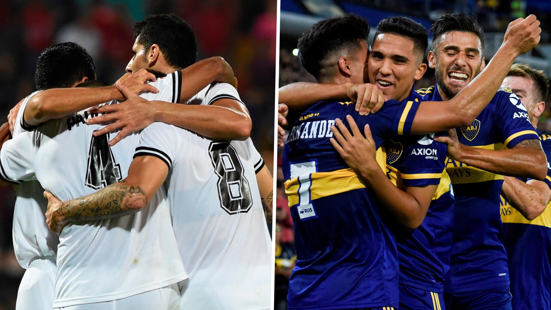 Libertad x Boca com jogadores positivos para Covid-19? Entenda caso que  pode parar na Justiça | Goal.com