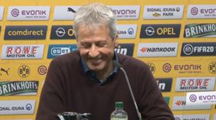 Lucien Favre Borussia Dortmund 2019