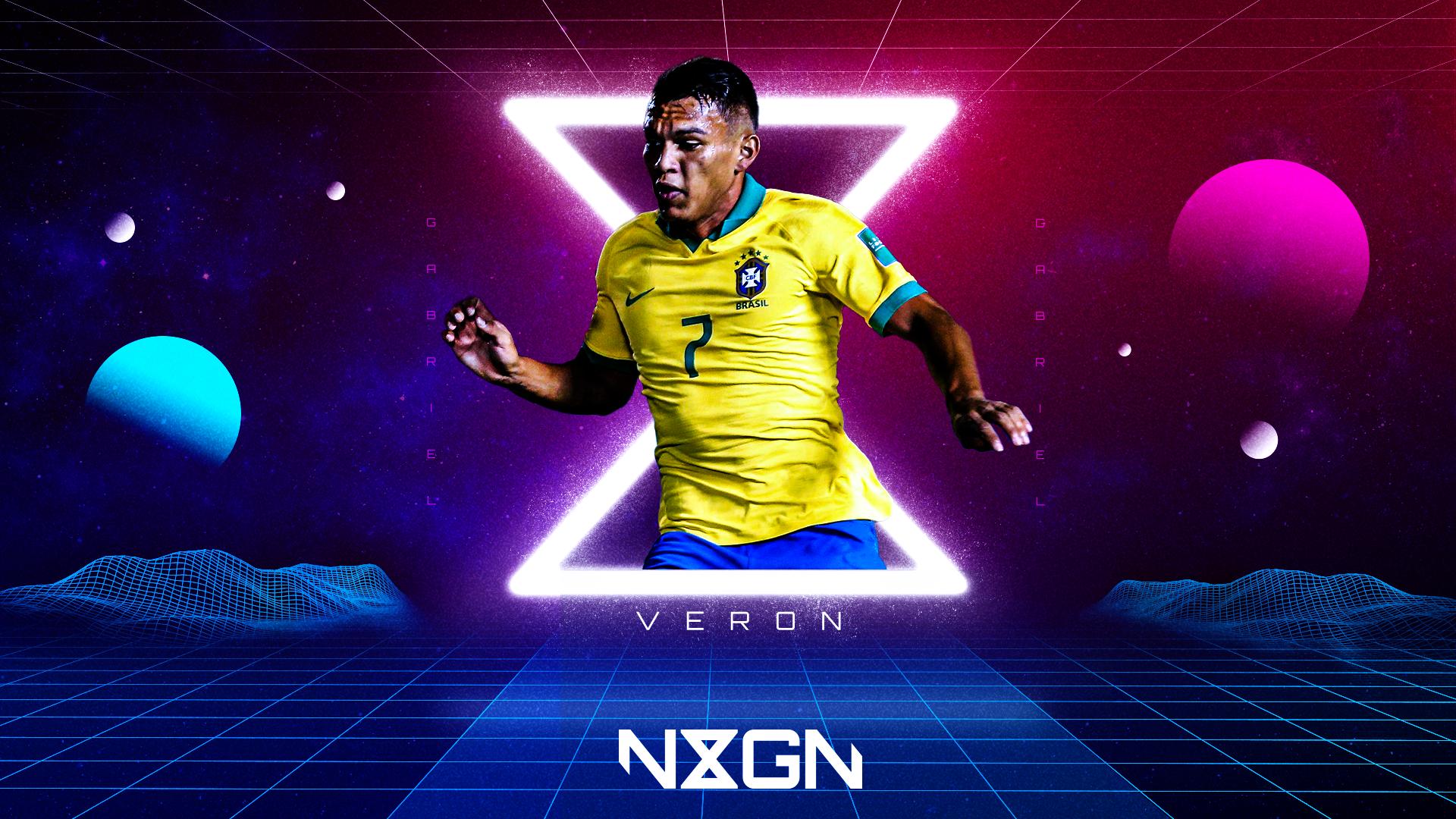Gabriel Veron: Brazil's teenage star named after an Argentina legend