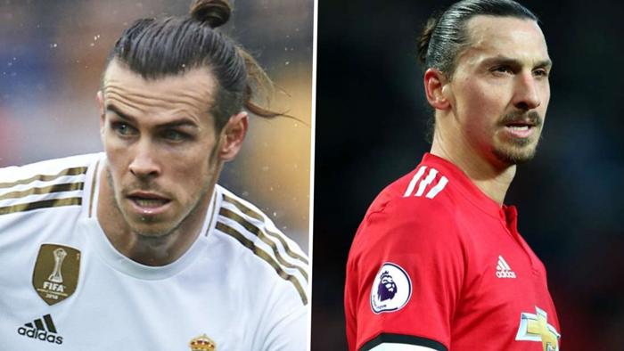 Gareth Bale Zlatan Ibrahimovic GFX