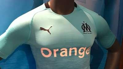 Marseille away kit 2018-19
