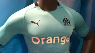 Marseille away kit 2018-19