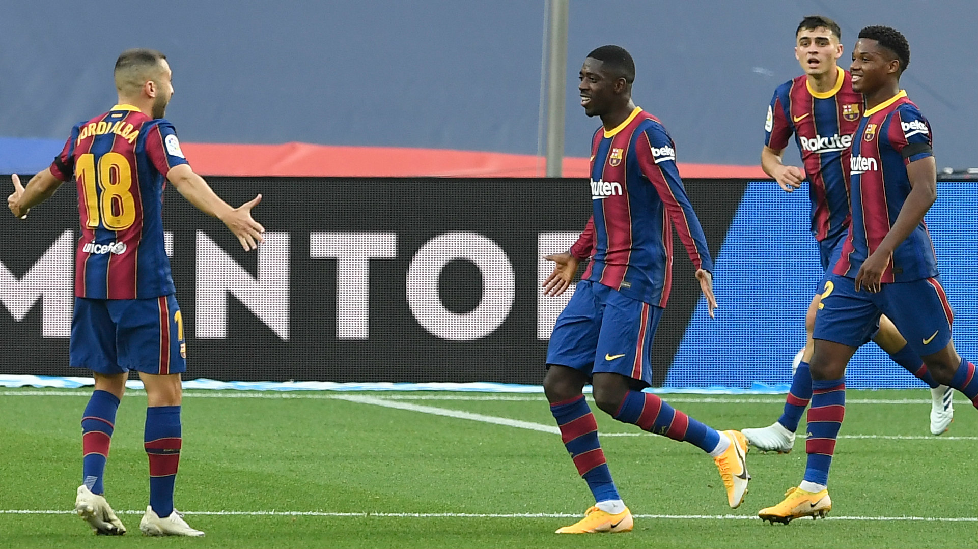 Dembele back in training with Barcelona, Koeman confirms