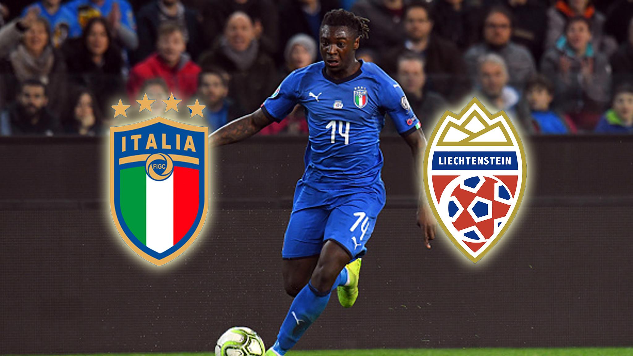 Italien Vs Liechtenstein Heute Live Im Tv Und Live Stream