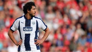 West Brom's Ahmed Hegazi