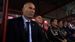 Zidane Mallorca Real Madrid LaLiga