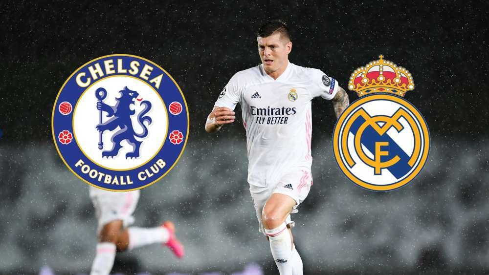 Sky oder DAZN - wo kommt FC Chelsea vs. Real Madrid heute ...