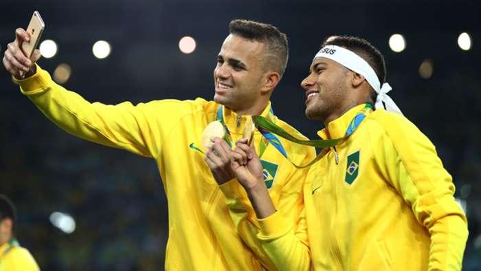 Luan Neymar Brazil