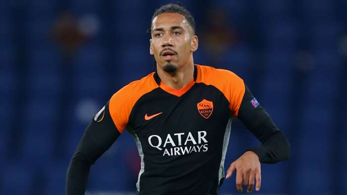 Chris Smalling Roma 2020-21
