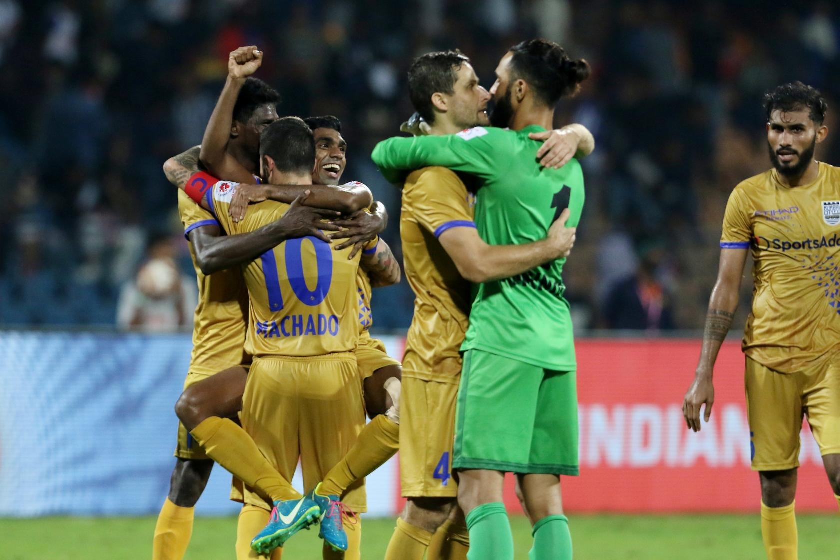 Bengaluru FC Mumbai City ISL