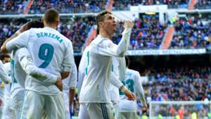 Benzema Cristiano Ronaldo Real Madrid ALaves laLiga
