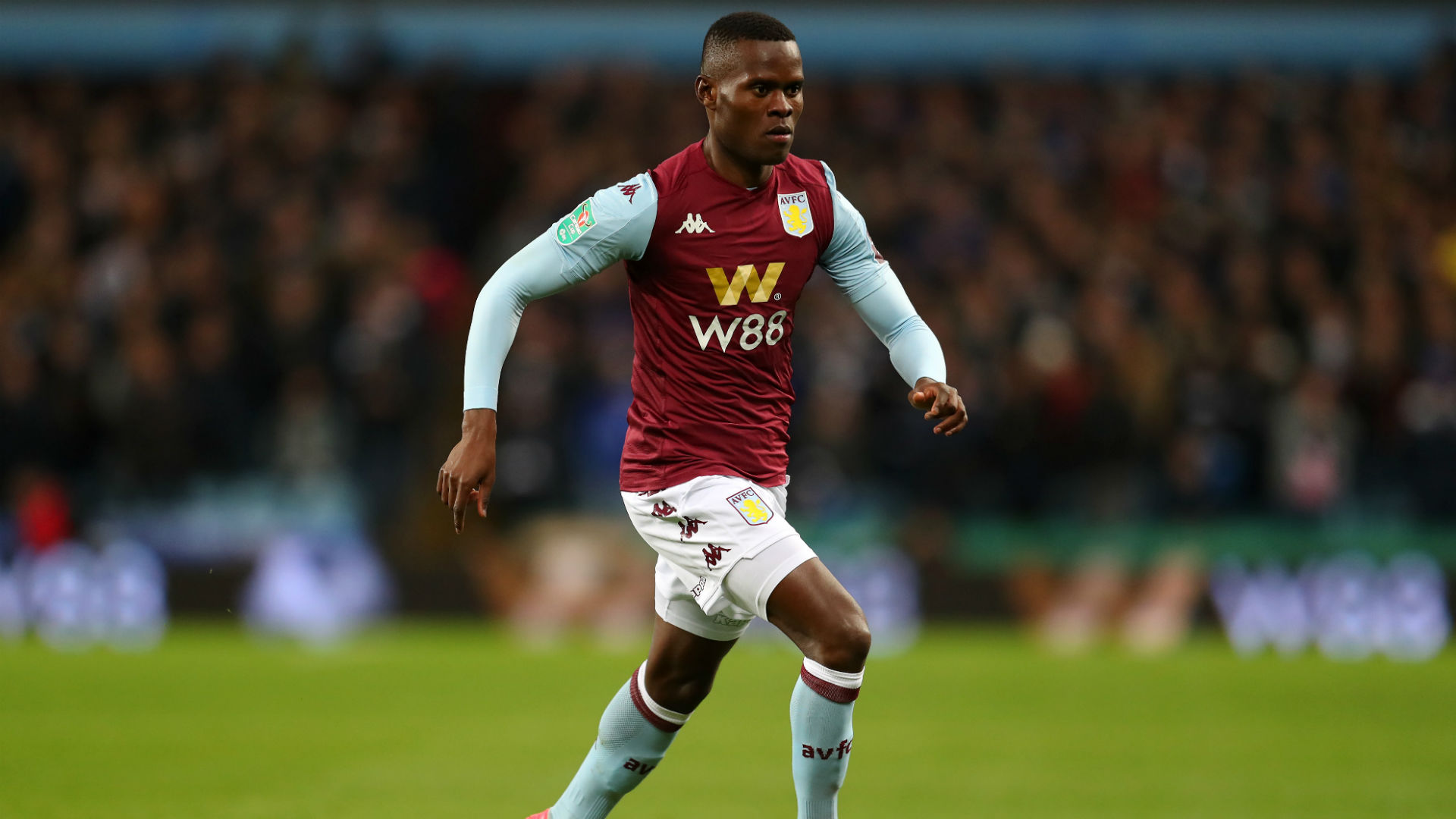 Samatta looks forward to Wembley experience with Aston Villa in League Cup final