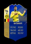 FIFA 18 Bundesliga Team of the Season Michy Batshuayi