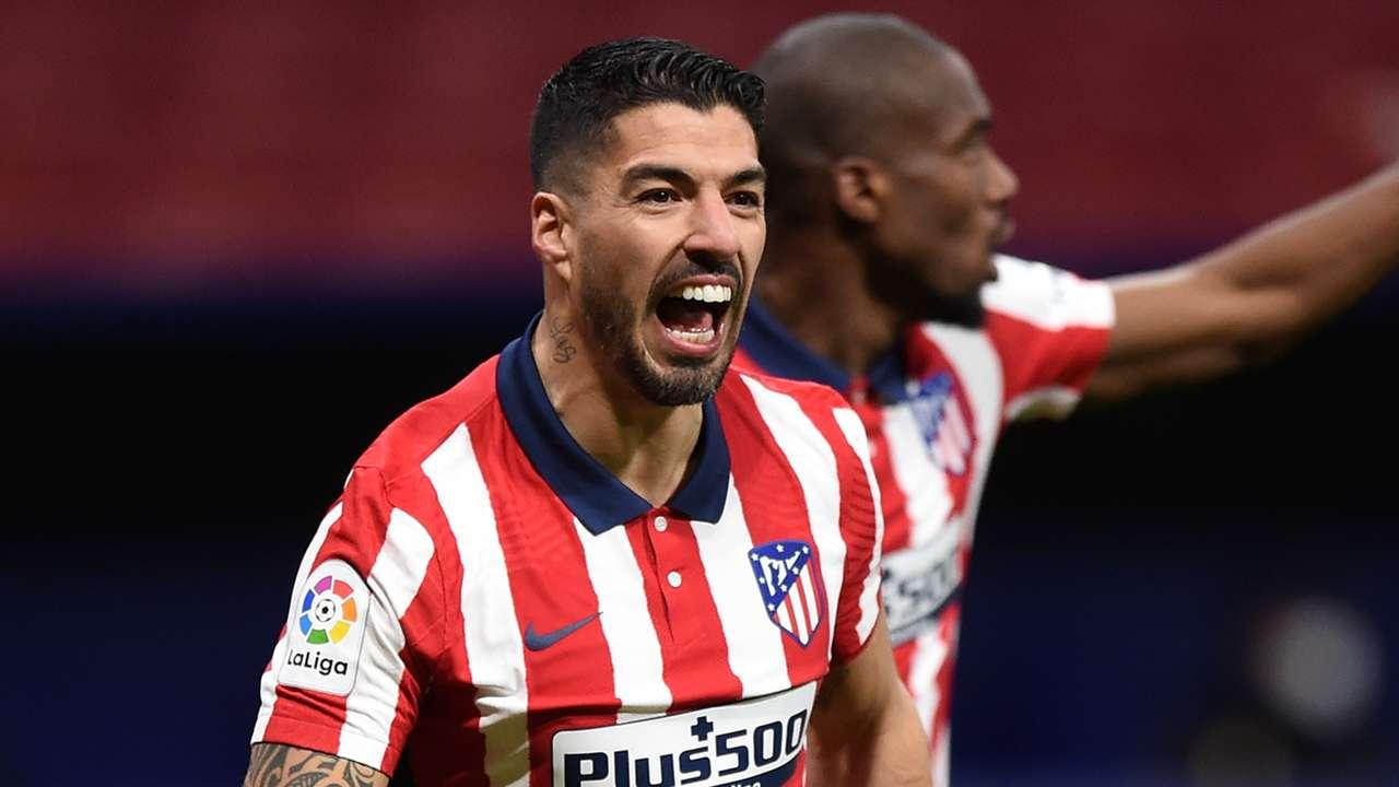 Luis Suarez, Atletico Madrid, La Liga 2020-21