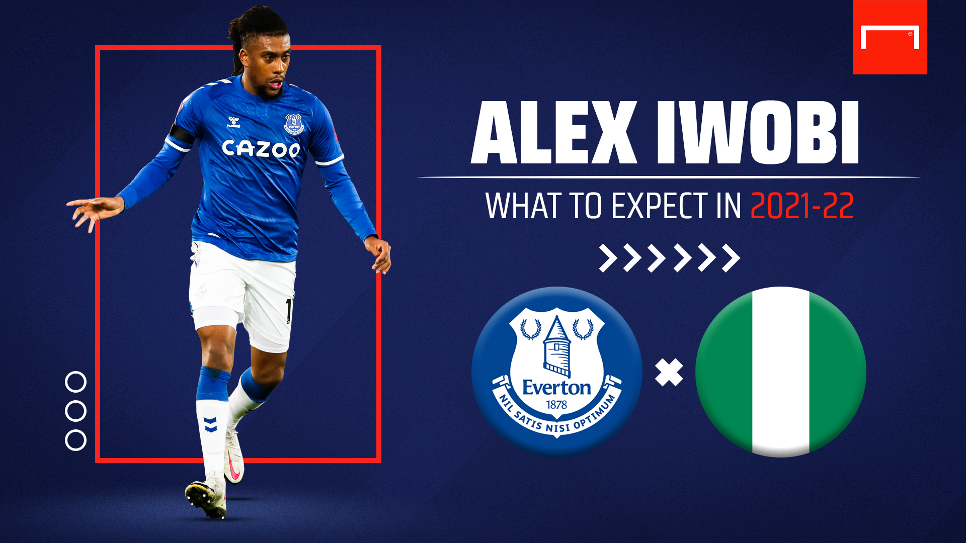 Alex Iwobi: What to expect in 2021-22