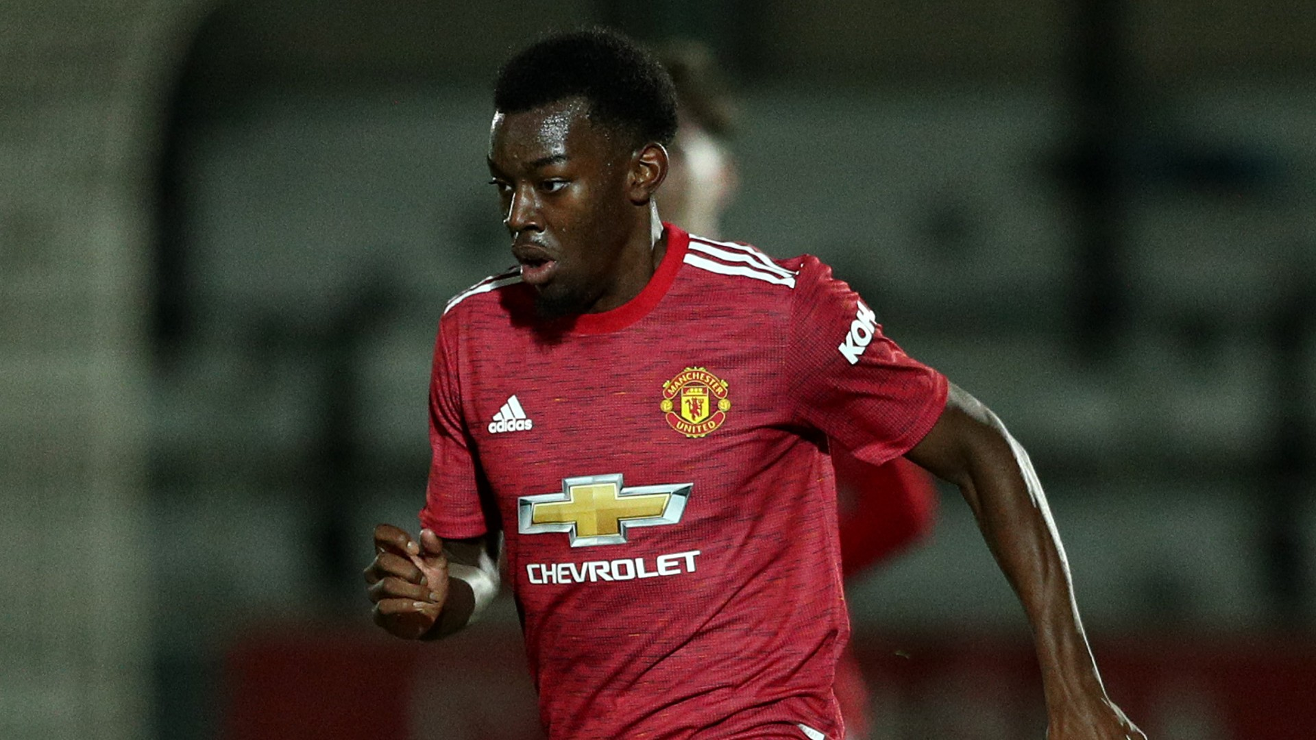 He Sees The Light Of The First Team Elanga The Latest Man Utd Teenager Looking To Impress Solskjaer Goal Com
