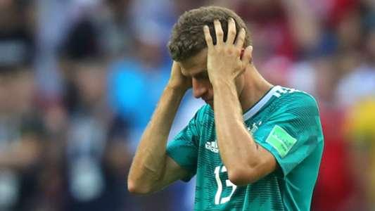 Piala Dunia 2018 Jerman vs Korea Selatan: Kutukan Juara ...
