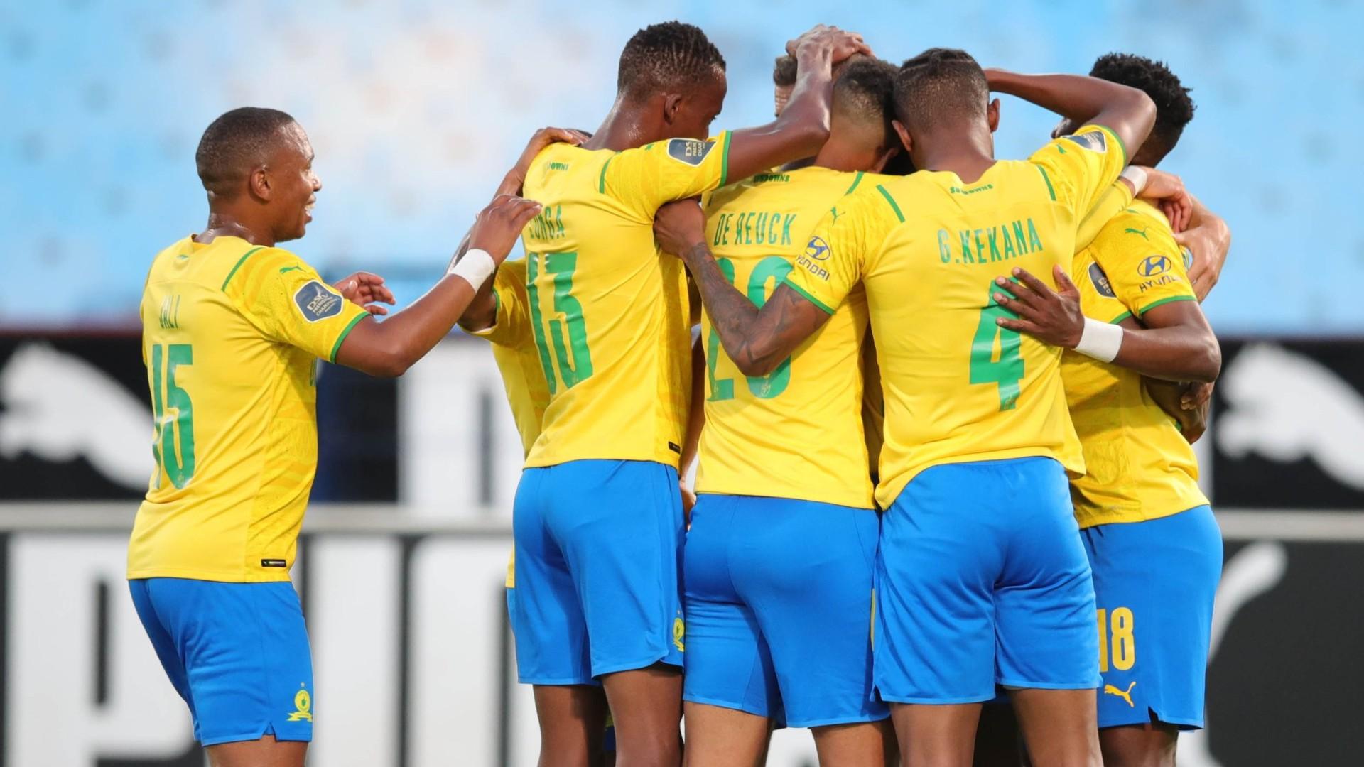 Caf Champions League: Mamelodi Sundowns' Lebusa wary of AS Maniema Union threat