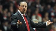 Rafael Benitez Liverpool Premier League
