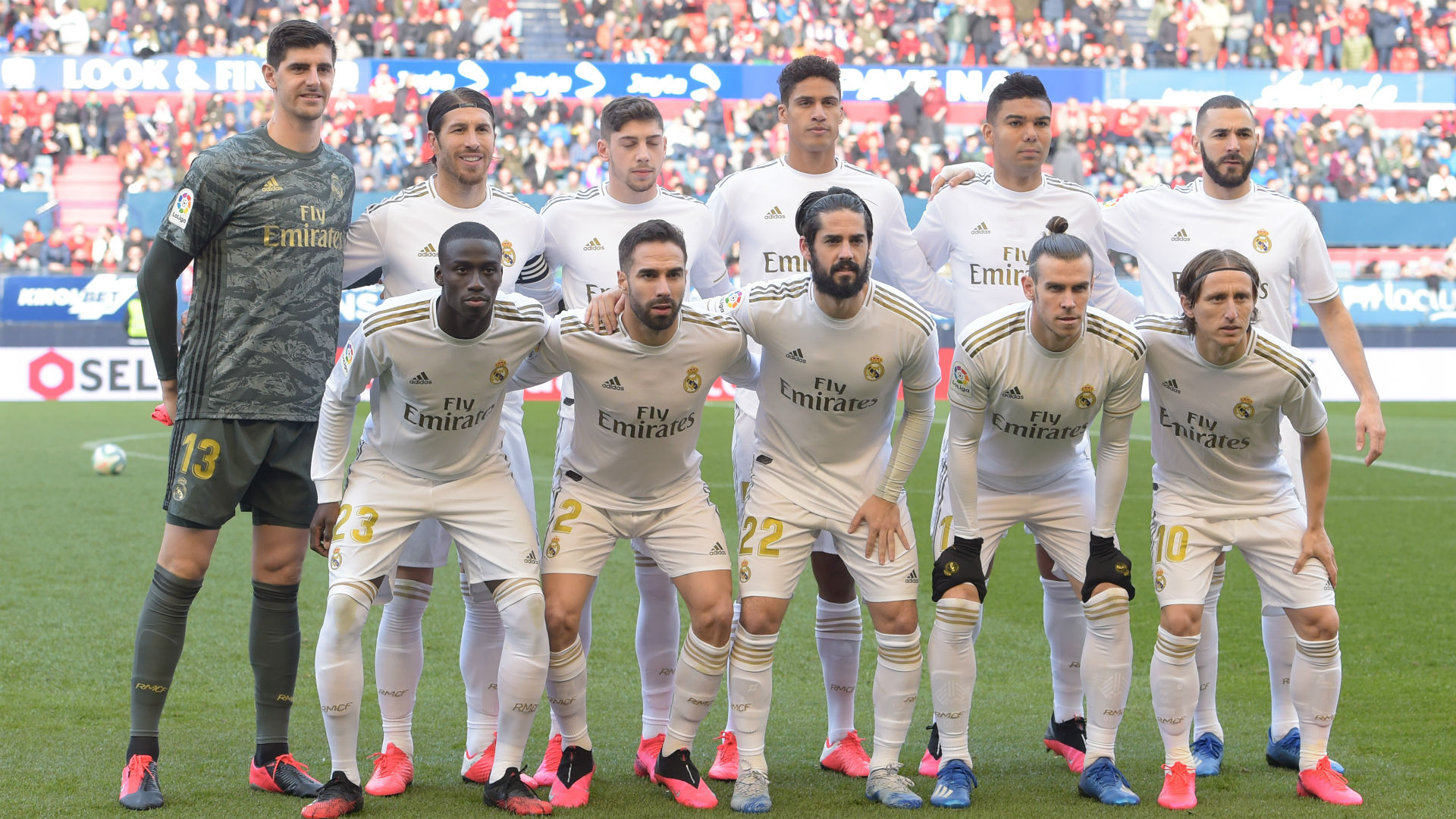 Le Real Madrid en quarantaine pendant 15 jours — Coronavirus