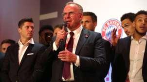 Bayern München Karl-Heinz Rummenigge