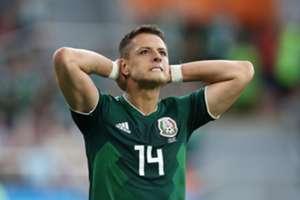 Javier Hernandez Mexico World Cup