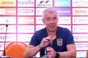 Mumbai City's Jorge Costa wants 'quality and luck' against Bengaluru FC