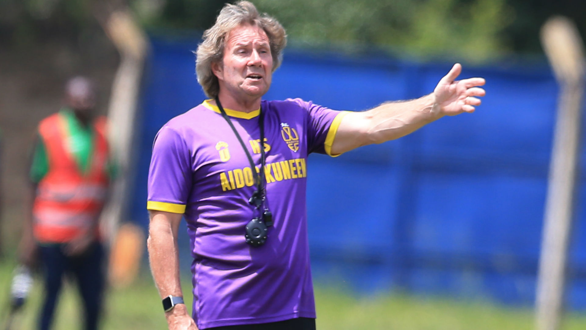 Wazito FC coach Hall reveals dissatisfaction despite huge victory ...