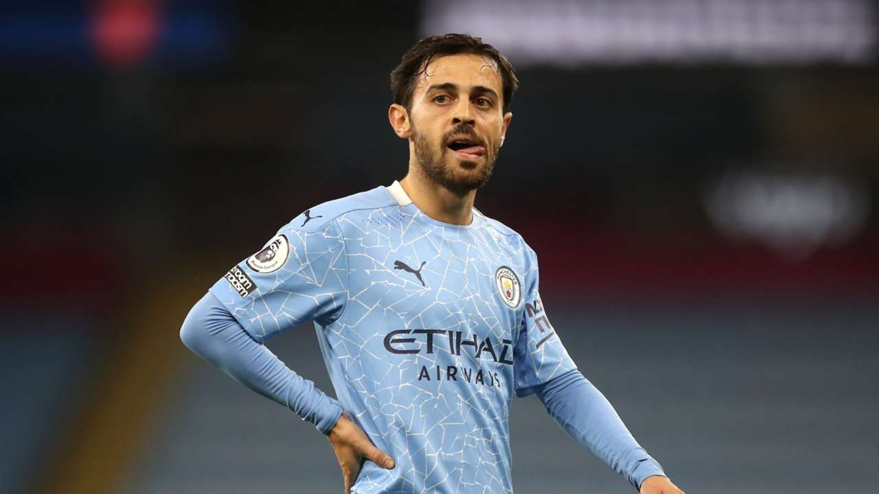 Bernardo Silva Manchester City 2020