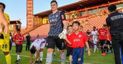(fixed size) Dang Van Lam Muangthong United Thai League 2019